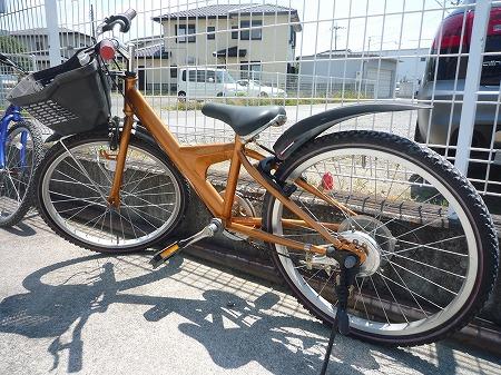 自転車 塗装